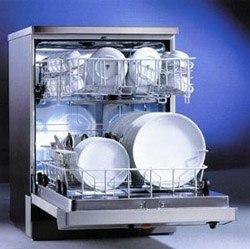 Установка встроенной посудомоечной машины. Искитимские сантехники.