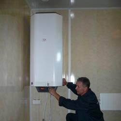 Установка водонагревателя в Искитиме. Монтаж и замена бойлера г.Искитим.