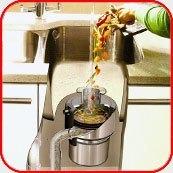 Установка измельчителя пищевых отходов в Искитиме, подключение утилизатор пищевых отходов в г.Искитим